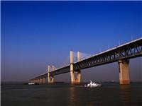 蕪湖長江大橋橋梁加固工程
