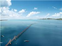 港珠澳大橋組合梁拼裝項目